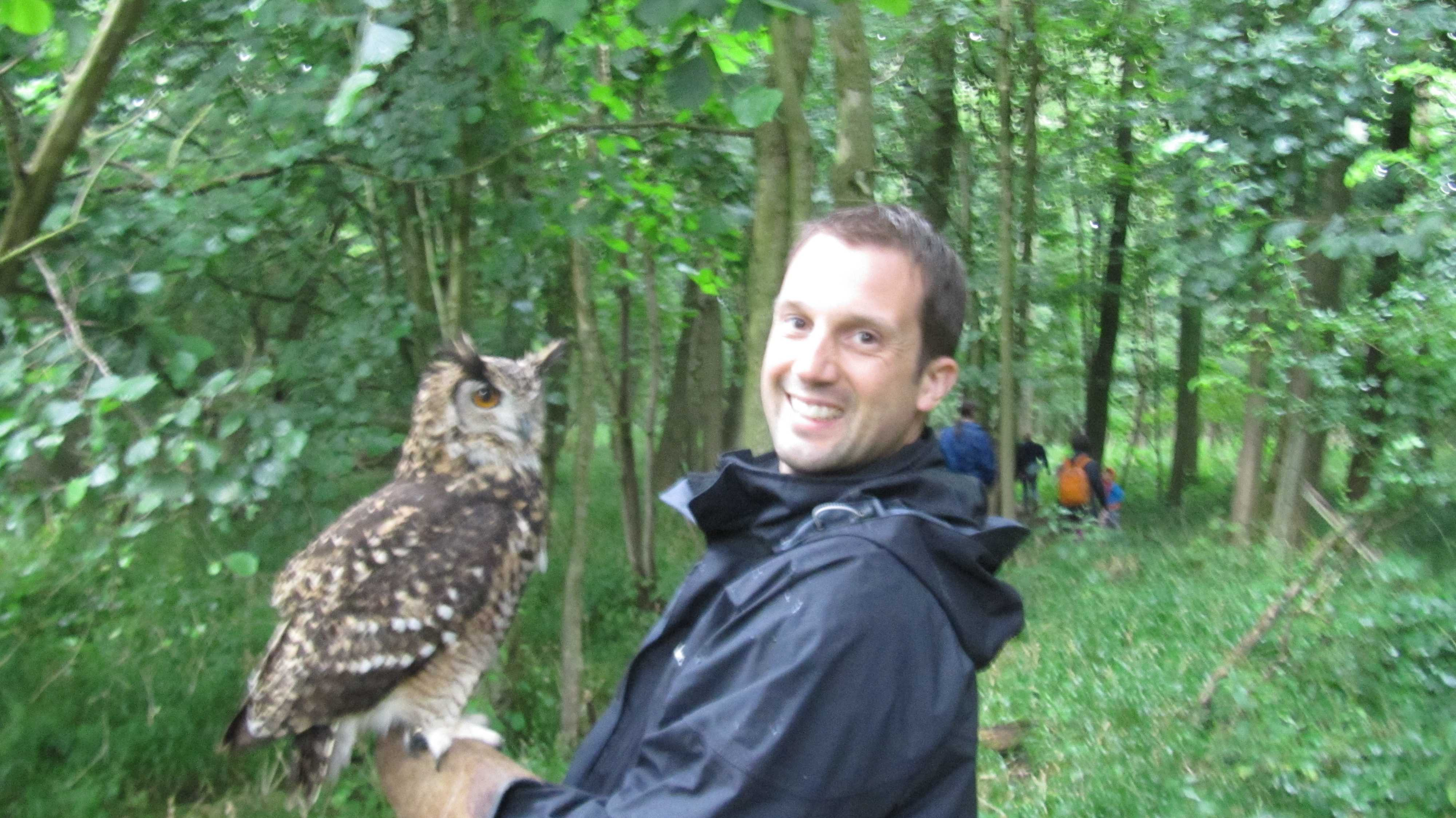 保護中: vol.7 The Rutand Falconry and Owl Centre